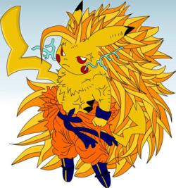 Pikachu942 Smash