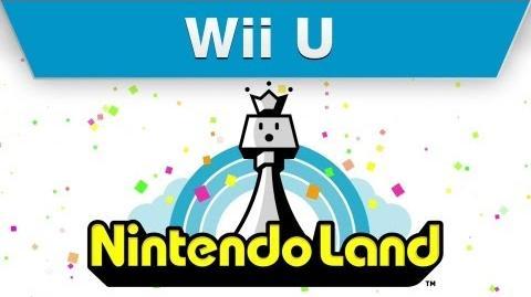 Wii U - Nintendo Land Trailer-2
