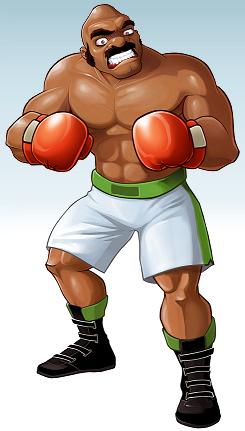 Bald Bull Smash