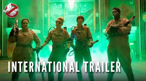 GHOSTBUSTERS - Official International Trailer (HD)