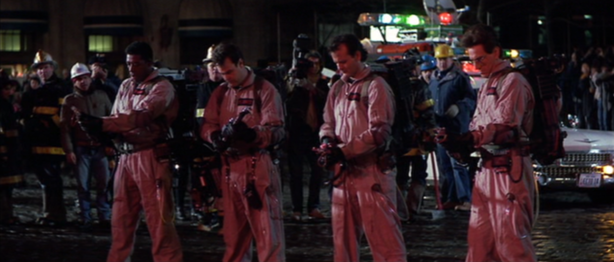 Ghostbusters Ii Chapter 22 No Dent Ghostbusters Wiki