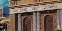 New York City Public Library/Animated