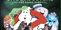 Ghostbusters: The Board Game (Cryptozoic Entertainment) Prototype and Development