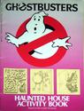 GhostbustersScholasticHauntedHouseActivityBookcover