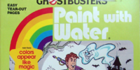 The Real Ghostbusters: Paint with Water