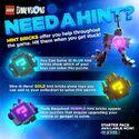 Lego Dimensions Info Hint Brick Promo 3-4-2016
