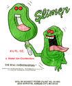 Merritt Ice Wrapper Slimer