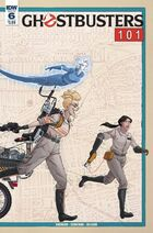 Ghostbusters101Issue6RegularCoverSolicit