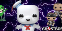 Ghostbusters: POP! Movies Vinyl's Set