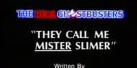 They Call Me MISTER Slimer