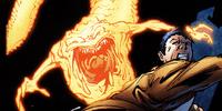 Orange Terror Ghost