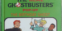 The Real Ghostbusters Pop-Up: The Birthday Ghost