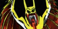 Yellow Bat Spider