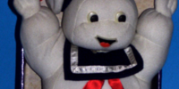 Ghost Plush Toy: The Stay-Puft Marshmallow Man
