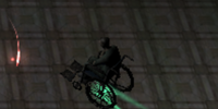 Possessed Wheelchair