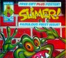 Slimer! Marvel UK
