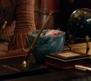 Filmore's Bowl of chocolates
