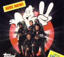 Ghostbusters II Topps Trading Cards