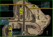 Ocelot Desert map