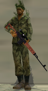 FDG soldier 11