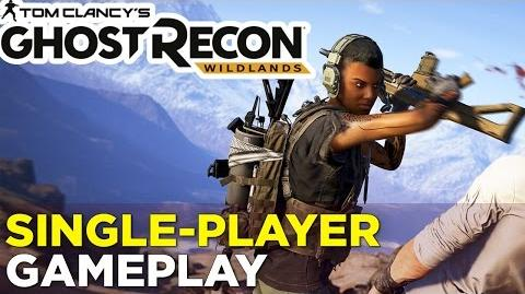 23 Minutes of GHOST RECON WILDLANDS Open World Gameplay