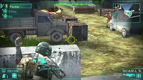 Tom Clancy's Ghost Recon- Predator - M10 Staging Area