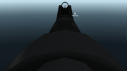 M3a1 iron sights