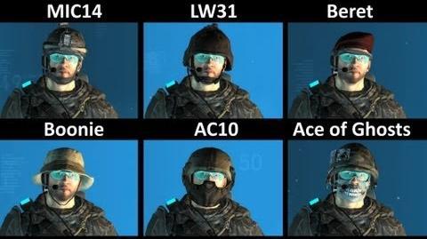 Ghost Recon Online - Assault Headgear Sept-15-12