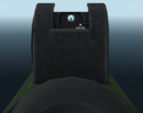 CBJ-MS iron sights