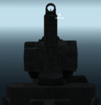 M28 iron sights