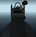 MK 5 iron sights