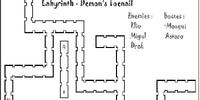 Labyrinth- Demon's Toenail