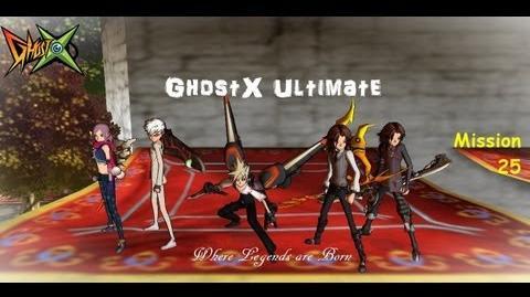 """GhostX Ultimate M25 """"Pokemon In GhostX"""" 1080p"""