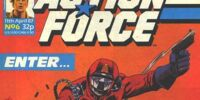 Action Force (weekly) 6