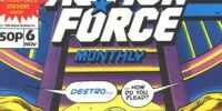 Action Force Monthly 6