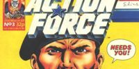 Action Force (weekly) 3