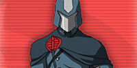 Cobra Commander (Resolute)