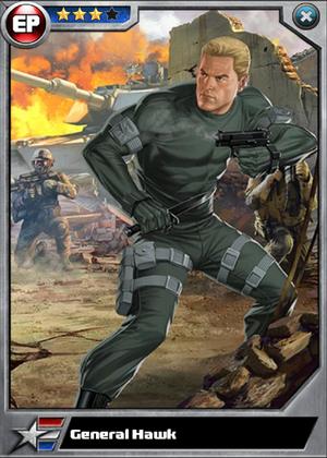 General Hawk (Event) EP3