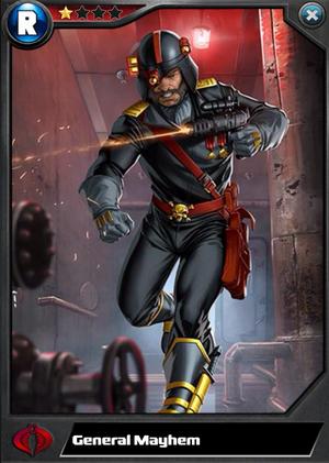 General Mayhem R1