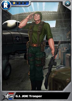 GI Joe Trooper R1