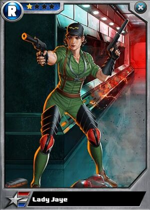 Lady Jaye (Event) R1