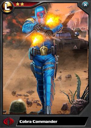 Cobra Commander L2
