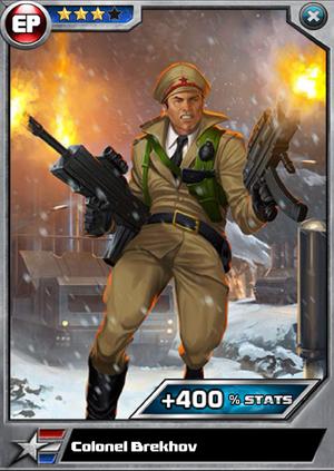 Colonel Brekhov EP3