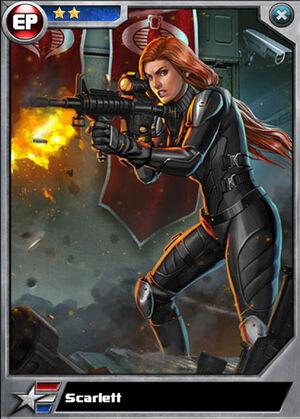 Scarlett (Tactics) EP2