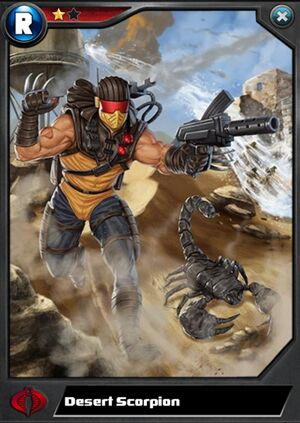 Desert Scorpion R1