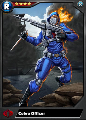 Cobra Officer (Event) R4