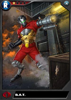 BAT (Super Soldier) R1