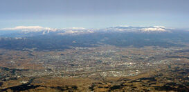 Ou mountains koriyama