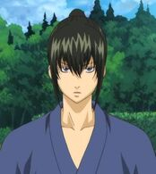 Teenage hijikata