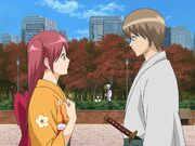 Urara and Sougo Episode 127